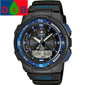 Casio-Men-039-s-SGW-500H-2BVER-Resin-Band-Digital-Sports-Watch-Bargain-Deal-RRP-90