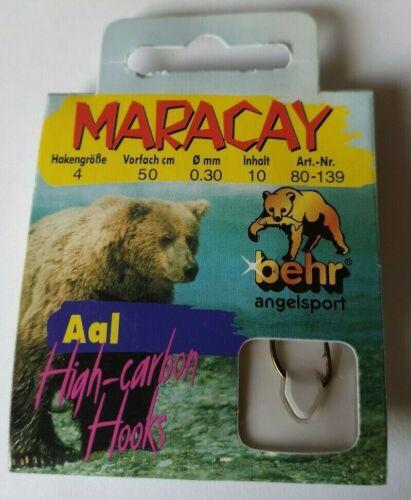 Maracay Aalhaken Gr.4