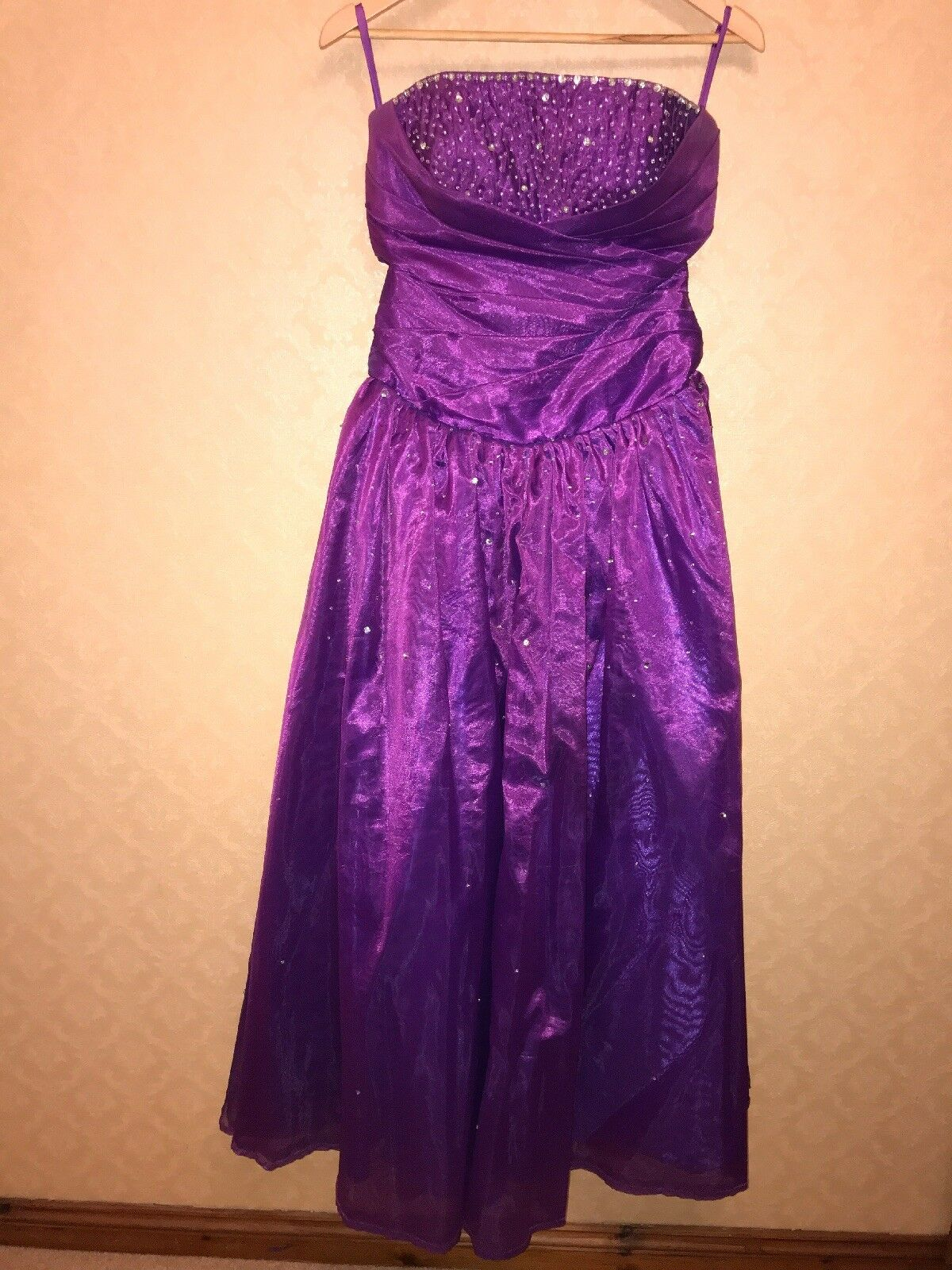 Prom dress size 10 used