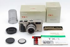 【Rare Brand New】Fujifilm TX-1 Rangefinder with Fujinon 45mm f4 from Japan 311