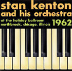 At Holiday Ballroom Chicago 1962 by Stan Kenton (CD, Mar-1999, Status (UK))