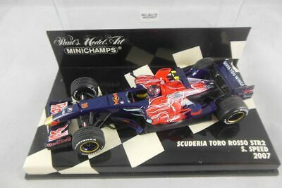 - F1 - 2007 - Toro Rosso Str2 # 19 - S.speed - Minichamps 400 070019 - 1:43