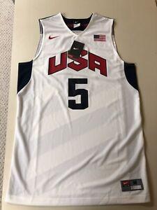 Kevin Durant 2012 USA Jersey Medium #5   eBay