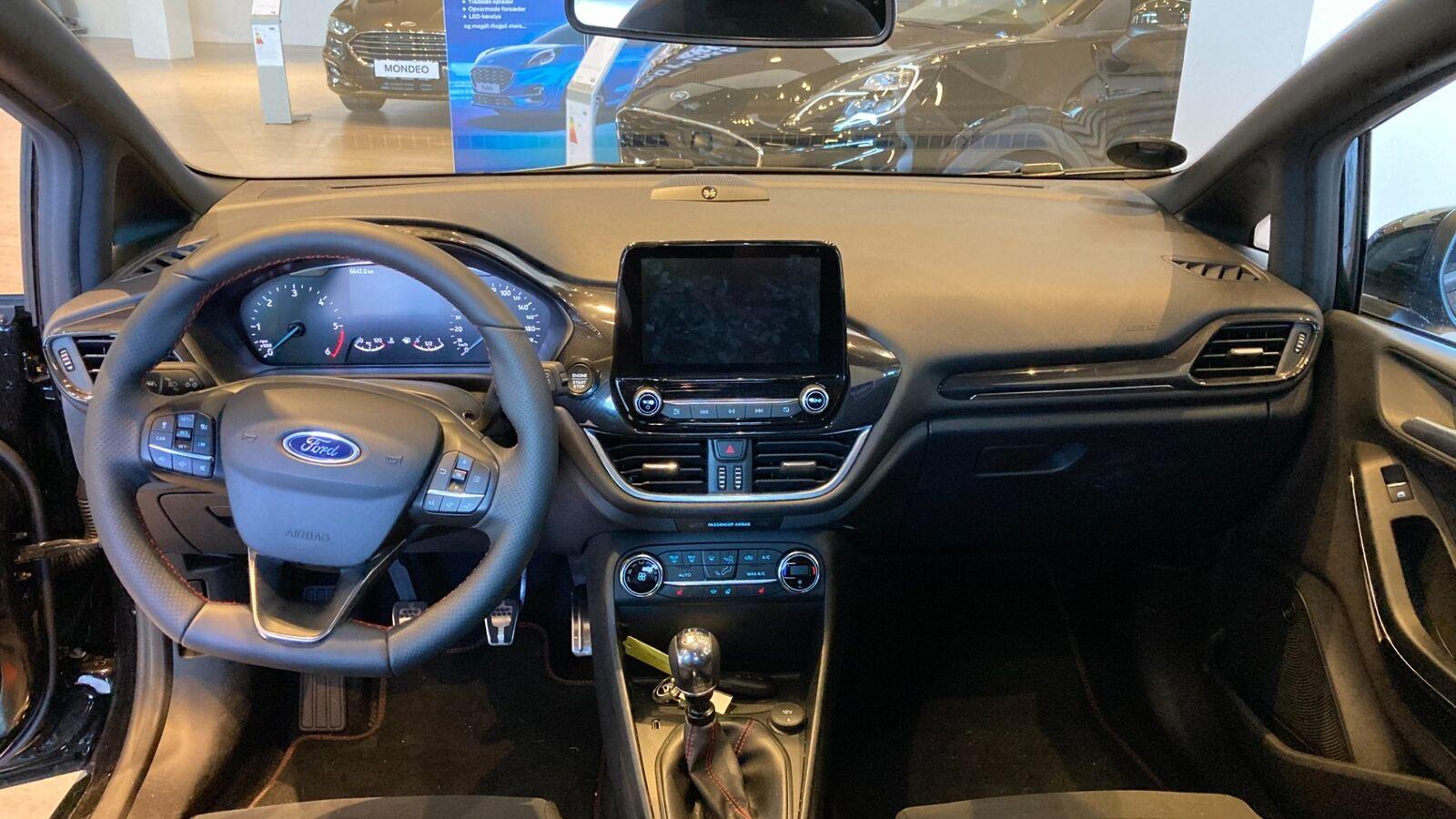 Ford Fiesta 1,5 TDCi 85 ST-Line X - billede 9