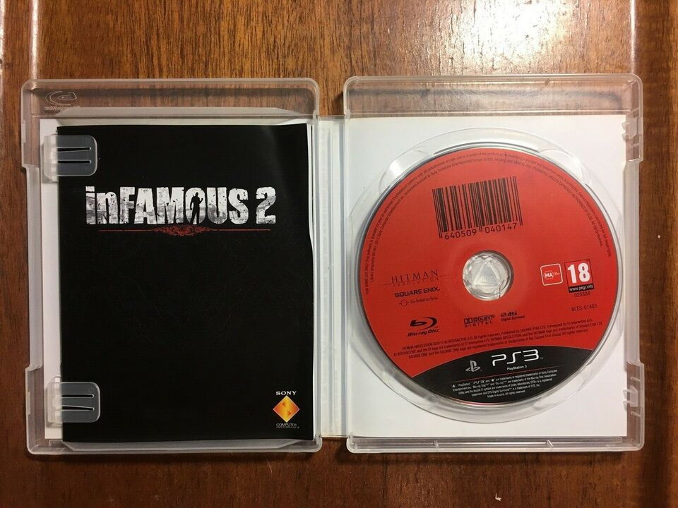 Infamous 2, PS3