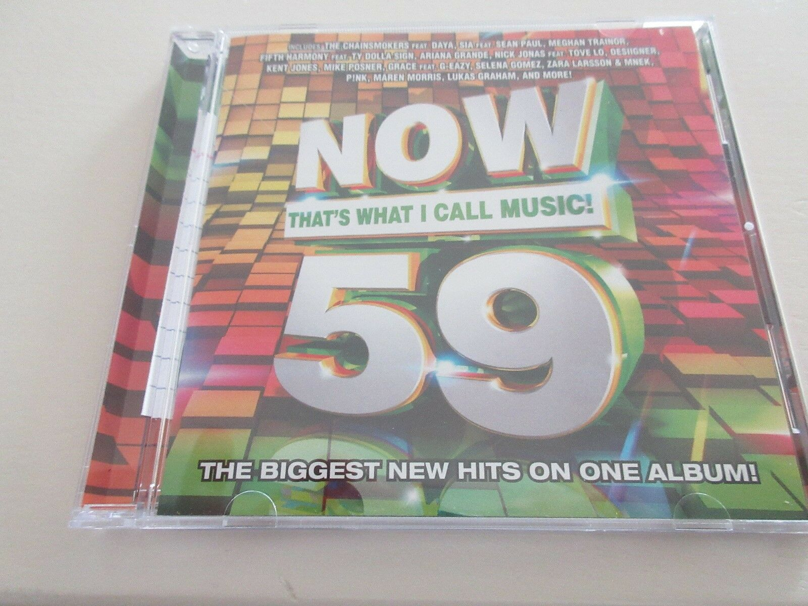 NOW , That's What I Call Music ! 59 , CD