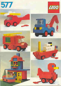 LEGO Universal Building Set  Basic Set  577 + + + Extra prts Extremely rare Retired 91441e