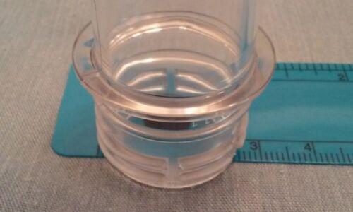 10 new Tubes Container /& Screw Caps Crush Proof 1.5oz Waterproof Geocache Doob