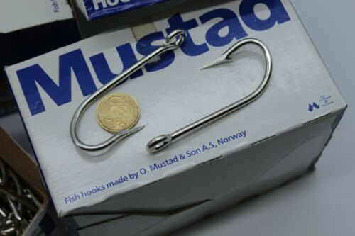 5 Confezioni da 100 pz di Ami Mustad Serie 2331XD tot. 500 pz Size 2