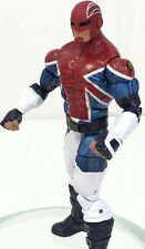 Marvel Legends CAPTAIN BRITAIN from Abomination Series~ Hasbro 2015~ Complete