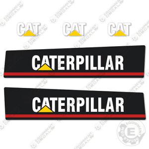 Caterpillar Carretilla Kit de Pegatinas GC25K