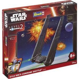 REVELL-06695-Star-Wars-Kylo-Ren-039-s-Command-Shuttle-Level-2-EasyKit