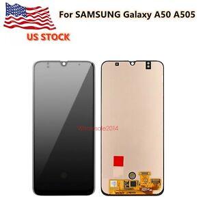 LCD-Screen-Digitizer-Touch-For-SAMSUNG-Galaxy-A50-A505YN-2019-A505G-A505F-DS-US