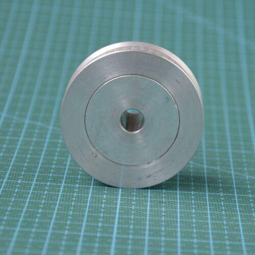 3M 40T Timing Belt Pulley Gear Wheel Sprocket 8mm Bore For 10mm Width Belt Qty1