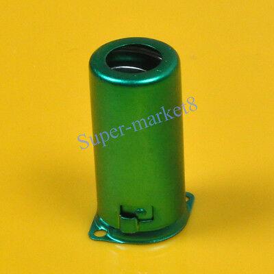 4pcs 9pin Green Tube Shield Cover for 12AX7 12AU7 ECC82 6N11 ECC83