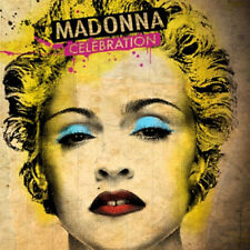 MADONNA - CELEBRATION 2CD KOREA EDITION BRAND NEW SEALED