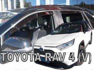 TOYOTA-RAV4-V-2019-5-doors-Wind-deflectors-4-pc-HEKO-29657