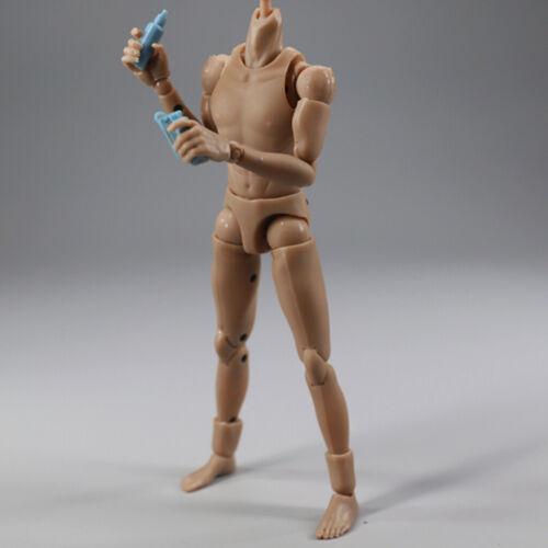 "MCCToys 1//12 Male Narrow Shoulder Action Figure 6/"" Soldier Body MCC023 Model"