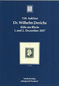 Auktionskatalog Fa.Derichs - Preussen - Ayl, Deutschland - Auktionskatalog Fa.Derichs - Preussen - Ayl, Deutschland