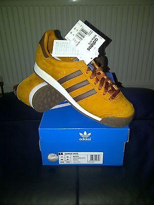 Deadstock Adidas samoa vintage originals. unisex trainers size 6.5uk Eur 40 | eBay