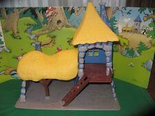 SCHTROUMPF SCHLUMPF PITUFO HOUSE GARGAMEL CASTLE O.V.#B043