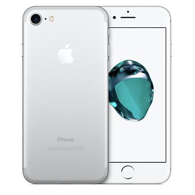 Apple iPhone 7 32GB Silver / Silber - NEUWARE ALS AUSSTELLER