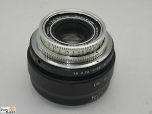 Schneider-Retina-Xenar-Lens-2-8-50-MM-Dkl-Mft-Mount-For-Panasonic-Olympus