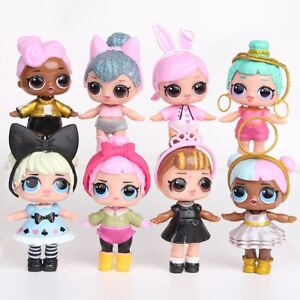 LOL-Surprise-Doll-Baby-Tear-Series-Ornament-for-Kids-Toy-Gift-8-Pcs-Figures-Set