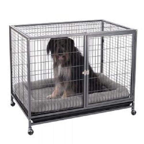 GABBIA Cane Gabbia Indoor tenere al sicuro il tuo cane sicuro in situazioni stressanti