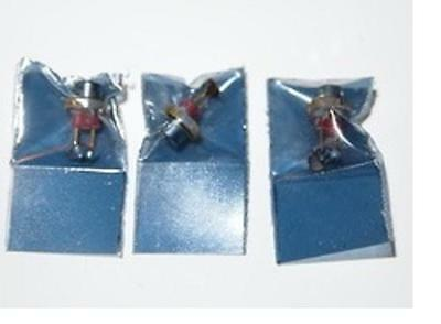 3 Pack 2W 445nm M-Type M140 Blue Laser Diodes