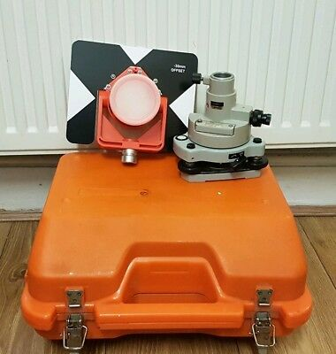 Leica Target Prism and Triback with legs | eBay