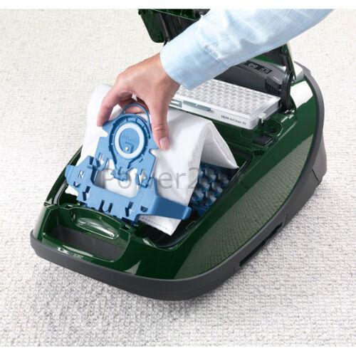 12x genuine miele gn 10123210 sacs d/'aspirateur pour chat /& chien TT5000 série c