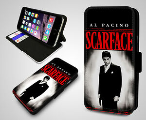 Al Pacino, Tony Montana, Scarface phone case cover for ... |Scarface Phone Case