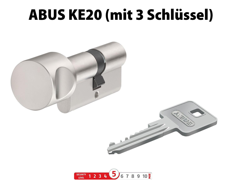 Schließzylinder Türschloss Pofilzylinder Zylinderschloss Tür Schloss 3 Schlüssel