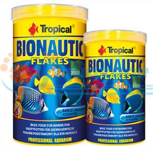 BIONAUTIC-FLAKES-WITH-SPIRULINA-200g-50g-TUBE-TROPICAL