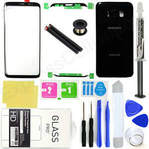 Front Screen Lens Back Glass Replacement Repair Kit for