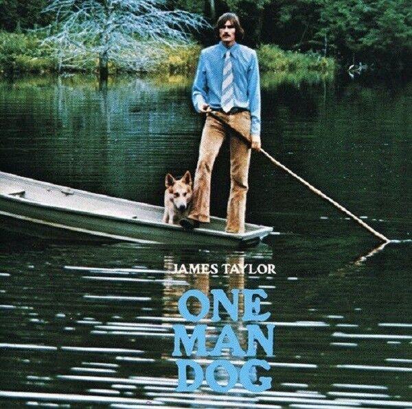 James Taylor One Man Dog CD NEW SEALED