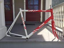 VITUS PISTE 58cm TRACK FRAMESET bike frame fixed gear vintage pista