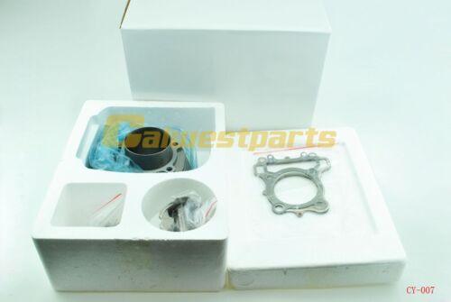 Cylinder Piston Gasket Clip Top End Kit for Yamaha Timberwolf 250 ATV 1992-2000