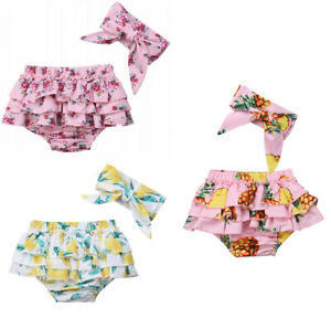 StylesILove Infant Toddler Sunflower Baby Girl 1-Piece Swimsuit 3-24 Months