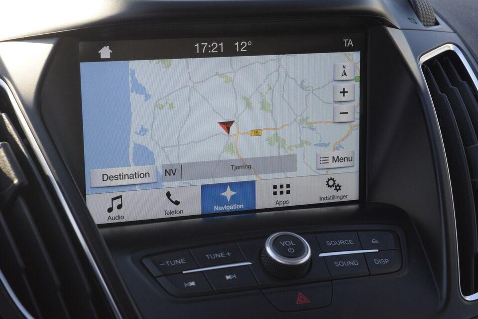 Ford C-MAX 1,5 TDCi 120 Business Diesel modelår 2017 km