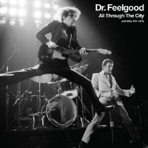 DR-FEELGOOD-ALL-THROUGH-THE-CITY-WITH-WILKO-1974-1977-3-CD-DVD-ROCK-NEUF