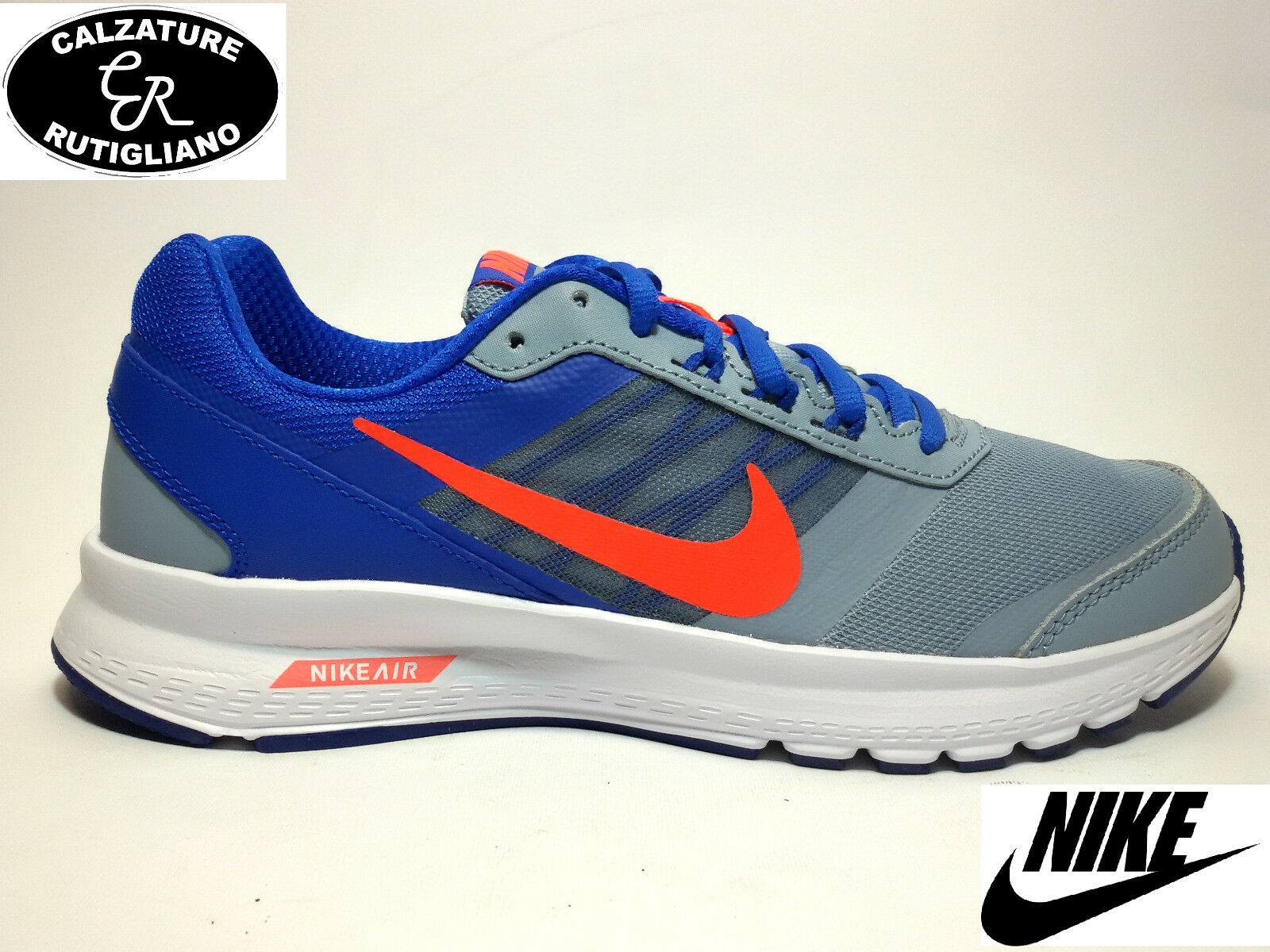 NIKE AIR RELENTLESS 5 zapatos hombres GINNASTICA RUNNING FITNESS PALESTRA 807092 401