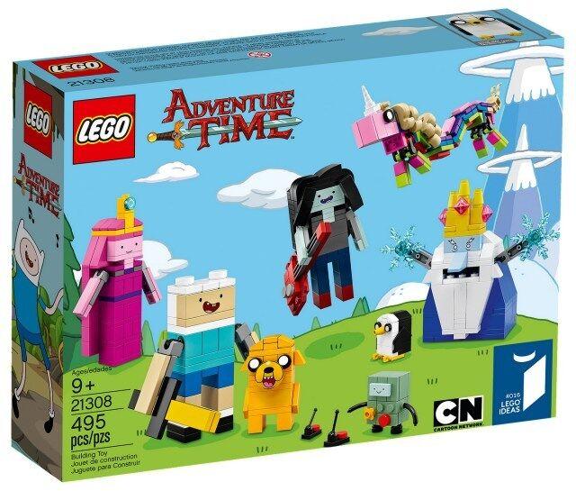 Lego Aventura tiempo Cuuso (Sellado Nuevo Set ) Lego ideas raras