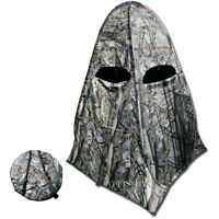 Camo Hunting Pop-up Hide Tent & Bag Camouflage Shooting Fishing