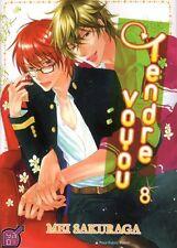 "Mei Sakuraga ""I'm Not Your Boyfriend"" French Edition YAOI"