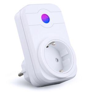 neu smart wifi steckdose timer alexa app fernsteuerung. Black Bedroom Furniture Sets. Home Design Ideas