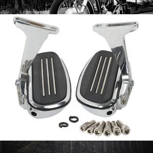 Streamline-Passenger-Footboard-Bracket-Kit-Fit-For-Harley-Davidson-Touring-93-18