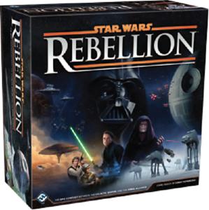 STAR WARS - REBELLION GAME SW03 - SENT FIRST CLASS
