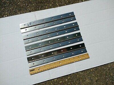 .120 Stainless Steel HEAVY DUTY Hinge 24 x 4 Door//Boat//Sheet Metal//Wood Working